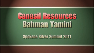 Canasil Resources Interview