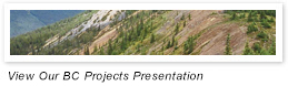 BC Projects Presentation